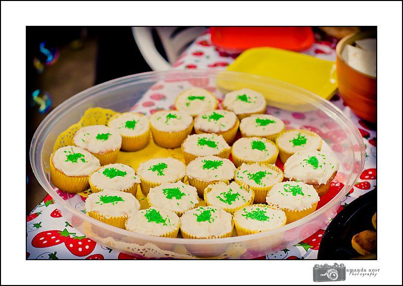 Margharita Cupcakes